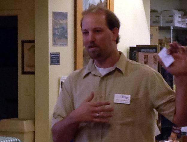 Mike Rodemeyer of Ed's Portola Arco - Showboat