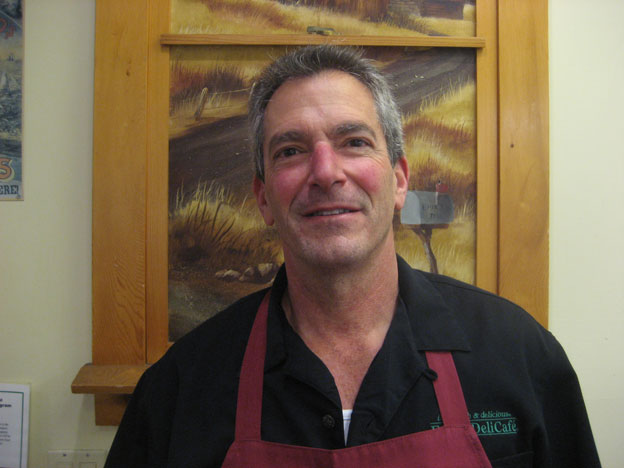 Rick Oettinger of Erik's DeliCafé of Santa Cruz