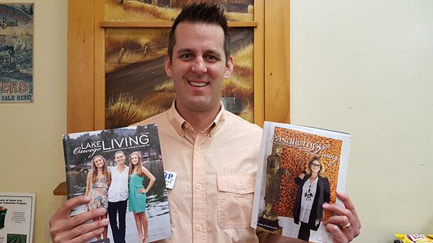 Todd Millikan of N2 Publishing - Showboat